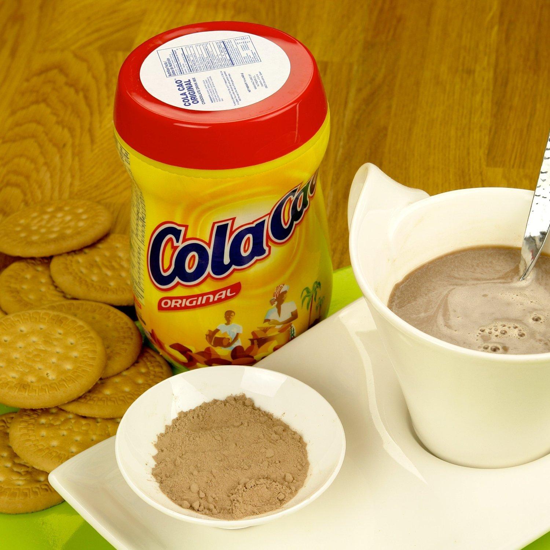 Original Cola Cao Chocolate Drink Mix 6 Pack
