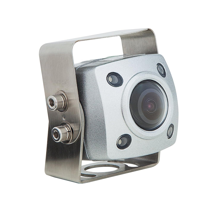 12Volt VSG Heavy-Duty R/ückfahrkamera//extrem robust 30/% Plus-Aufl/ösung 120/° /& IP67 Nachtsicht//Flexibler Einbau//Select-Serie