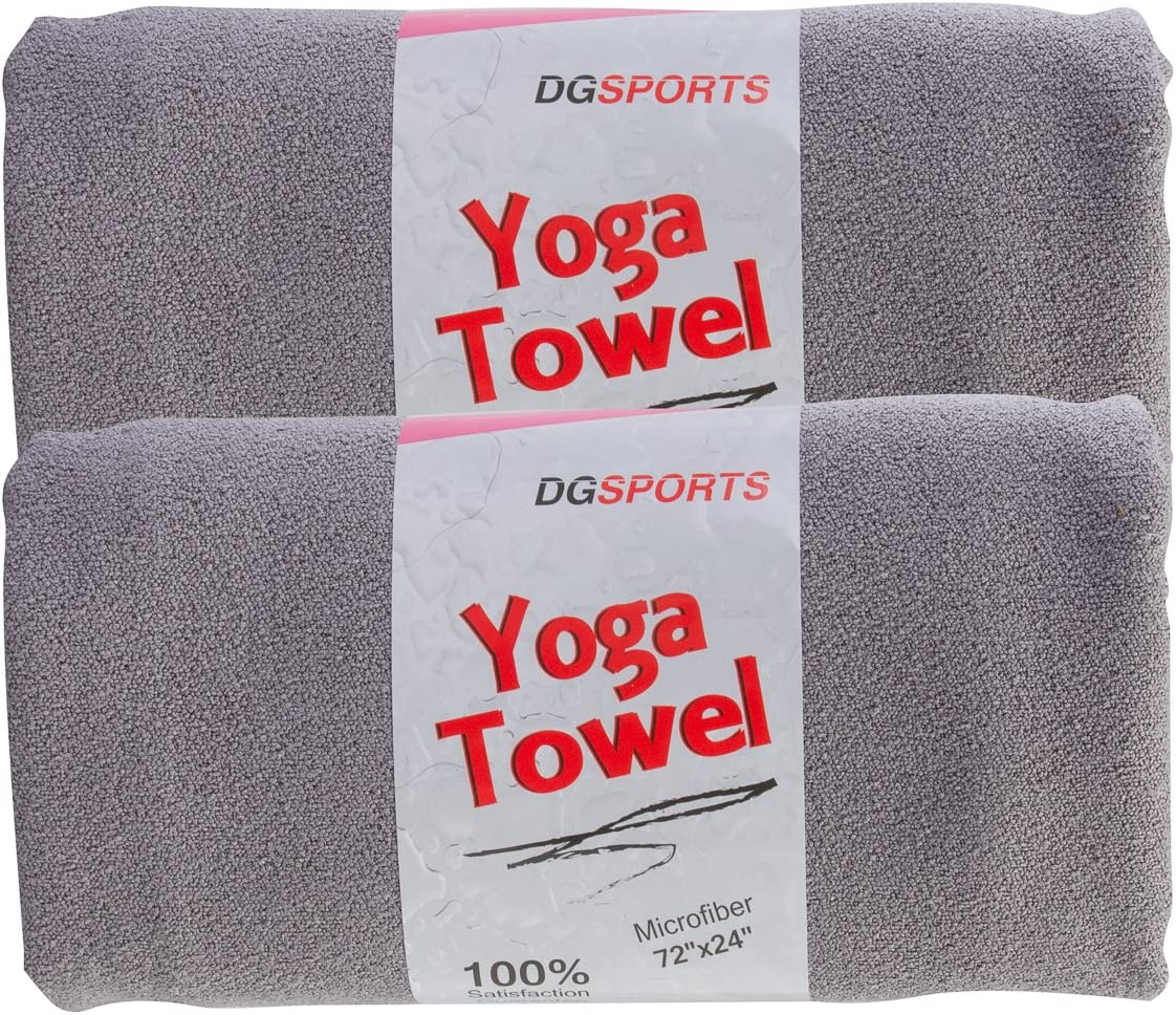 Amazon.com: DG sports 2 unidades de microfibra toalla de ...