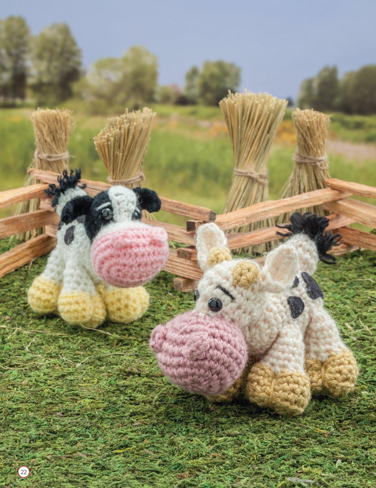 Son's Popkes | Crochet animal patterns designed by Sonja van der Wijk | 1662x1280