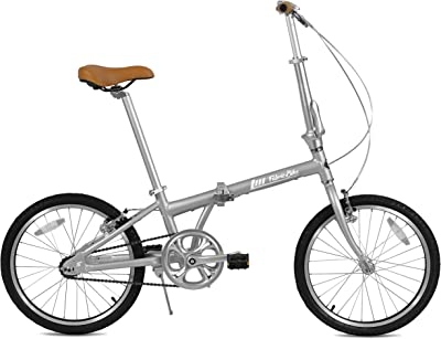 FabricBike Fixed Gear Folding Bike