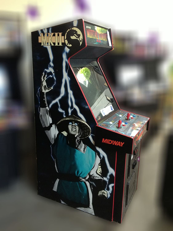 Amazon.com: Mortal Kombat 2 Arcade Game: Sports & Outdoors