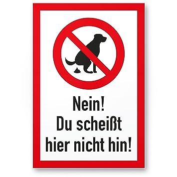 Hundekot Verbotsschilder Zum Ausdrucken Kostenlos