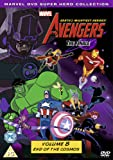 Avengers: Earth's Mightiest Heroes - Volume 8 [DVD] [2013]