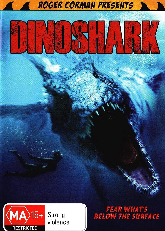 Amazon.com: Dinoshark DVD: Aaron Diaz, Iva Hasperger, Humberto Busto, Eric  Balfour Richard Miller, Kevin ONeill: Movies & TV