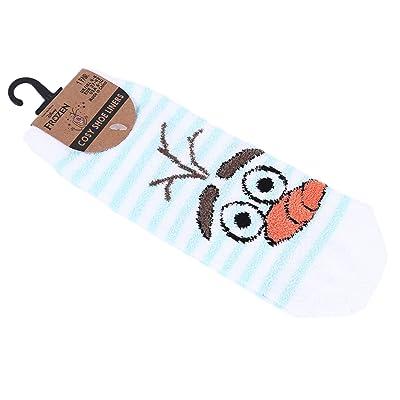 -:- Disney -:- Frozen -:- Tipo pies calientes Olaf: Ropa y accesorios