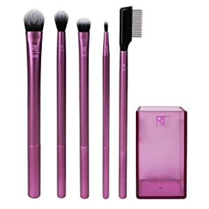 Real Techniques Professional Eyeshadow Blending Makeup Brush Set