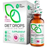 Bio Origins Drops for Women & Men, Diet Drops for Weight Management, Key Active Ingredients Niacin and Powerful Extracts…