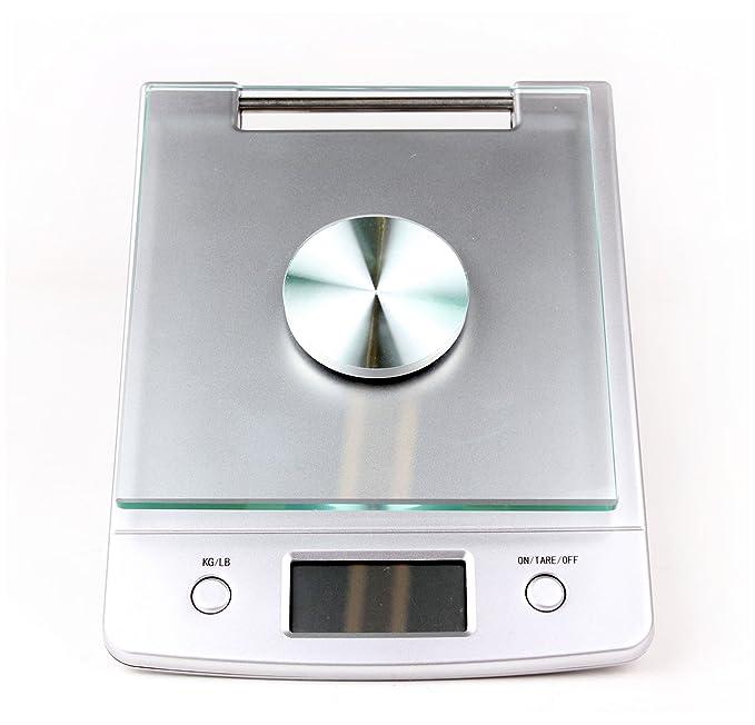 DURAGADGET Báscula Digital De Cocina/Peso De Cartas Y Paquetes: Amazon.es: Electrónica