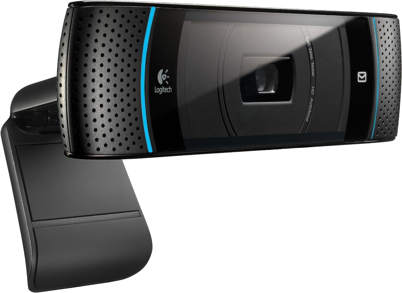 Amazon Com Logitech Tv Cam For Skype Webcam Farbe Computers Accessories