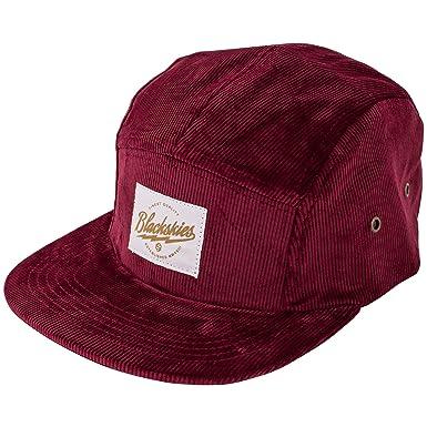 Blackskies Crimson 5-Panel Cap Sombrero Camp Mujeres Hombres ...