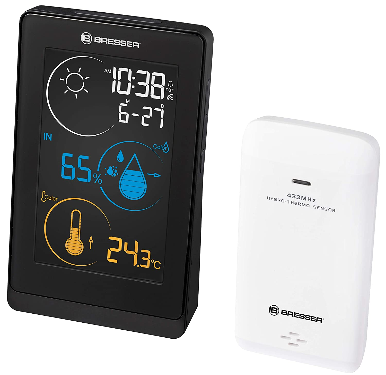 Bresser Temeo Life estación meteorológica H con Sensor ...