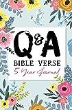 Q & A Bible Verse 5-Year Journal (Journals)