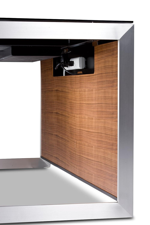 Amazoncom BDI Sequel Desk 6001 Walnut Home Audio Theater