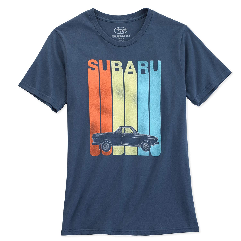 SUBARU Genuine Vintage Brat Tee T Shirt Classic Sizes Small Through 3X T-Shirt Small