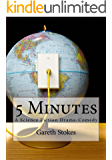 5 Minutes (The Powers Within Book 1)