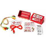 Makey Makey an Invention Kit for Everyone from JoyLabz - Hands-on Technology Learning Fun for Kids - STEM Toy - 1000s of Educ