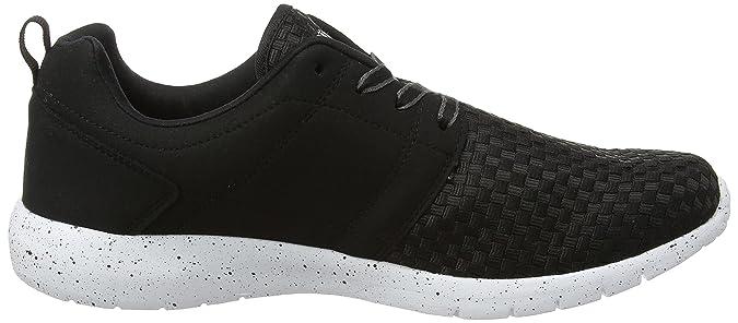 Fila SILVERBOLT I, Sneakers Basses Homme - Noir - Noir, 43