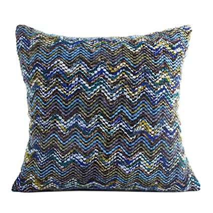 Amazon Miarhb Knitted Pillow Covers Decorative Knitted Pillow