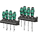 Wera Kraftform Big Pack 300, Schraubendreher Set 14-teilig, 05105630001