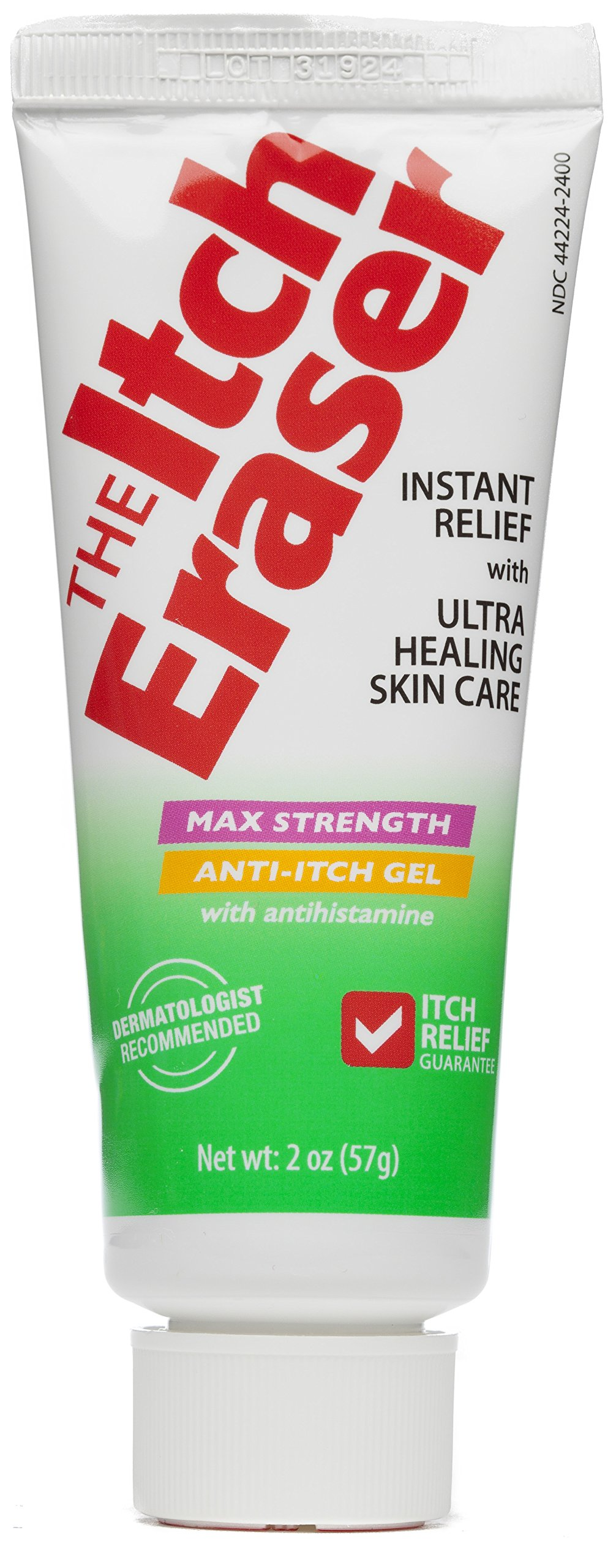The Itch Eraser Gel Insect Bite Treatment (Pack of 3), 2 Ounce by After Burn