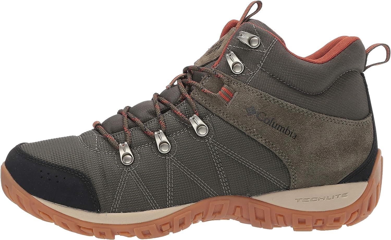 Columbia Mens Peakfreak Venture Mid Lt Hiking Shoe