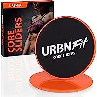 URBNFit ultime Core Slider–ultime d'exercice Disc qui Renforce et Tonifie votre Corps tout entier