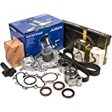Evergreen TBK271MHWPA2 Compatible With Toyota Pickup 3.4 DOHC 5VZFE Timing Belt Kit AISIN Water Pump