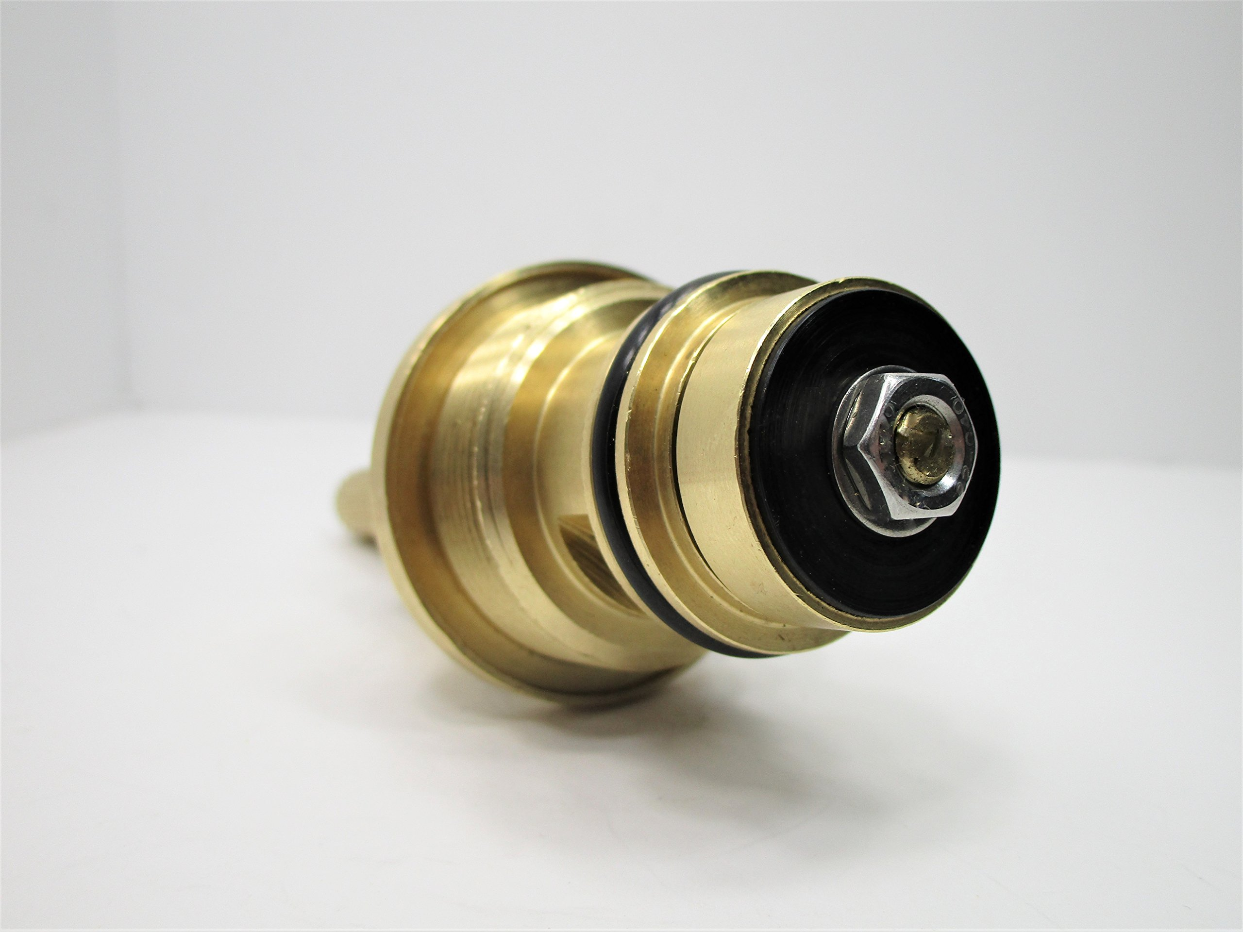 Diverter Stem fits JADO with 4mm Handle Screw Tapping by Fore-Kast Sales (Image #2)