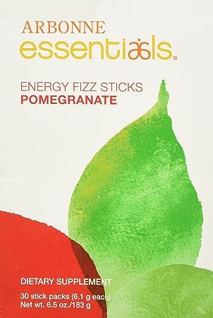 Arbonne Pomegranate Fizz Sticks, 30 count