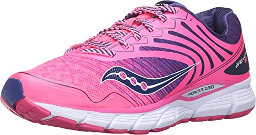 Saucony S10304-3, Zapatillas de Running para Mujer, (Rosa/Navy ...