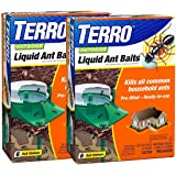 TERRO Outdoor Liquid Ant Bait 6 pack T1806, 2 Pack,Net Content 6.0 fl. oz per package.