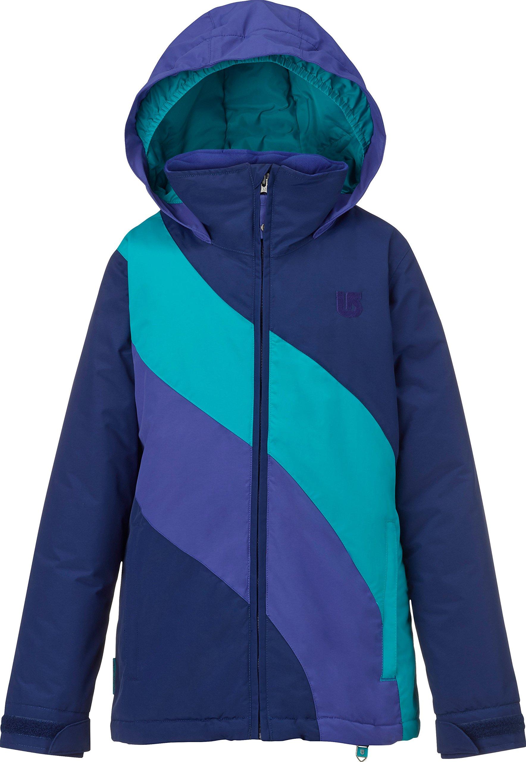 Burton Girls 115701 Hart Jacket, Spellbound Block - S by Burton