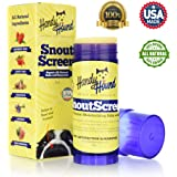Handy Hound SnoutScreen | Nose Balm | Moisturizing All Natural Balm and Sunscreen Heals Dry, Chapped, Cracked, and…