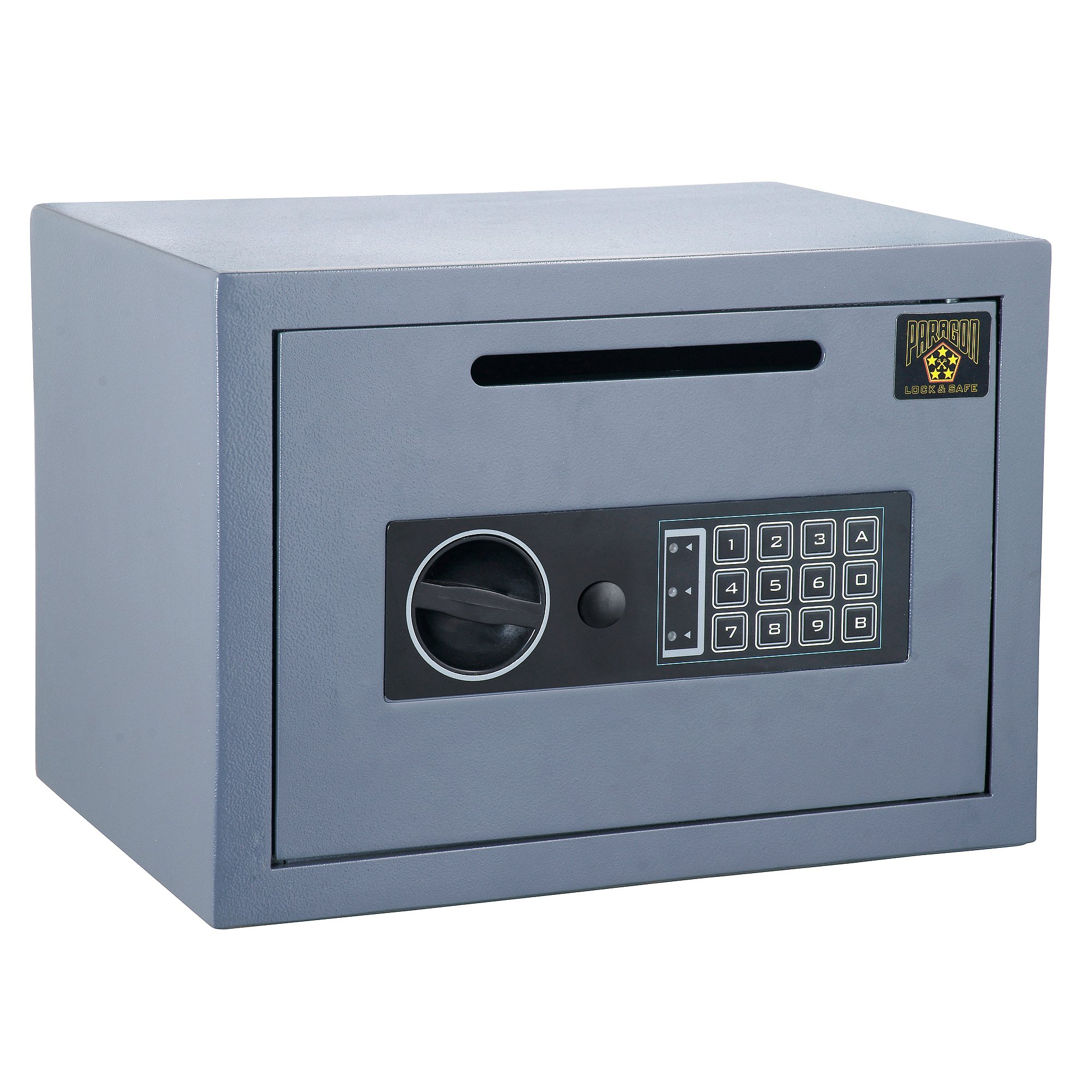 7804 Paragon Lock & Safe CashKing Digital Depository Drop Safe .54 CF Cash Heavy Duty by Paragon Lock and Safe