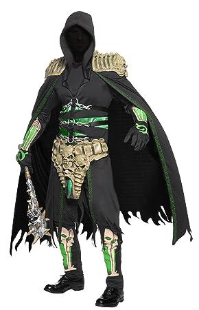 Desconocido Disfraz de ladrón de almas para hombre  ideal para ...