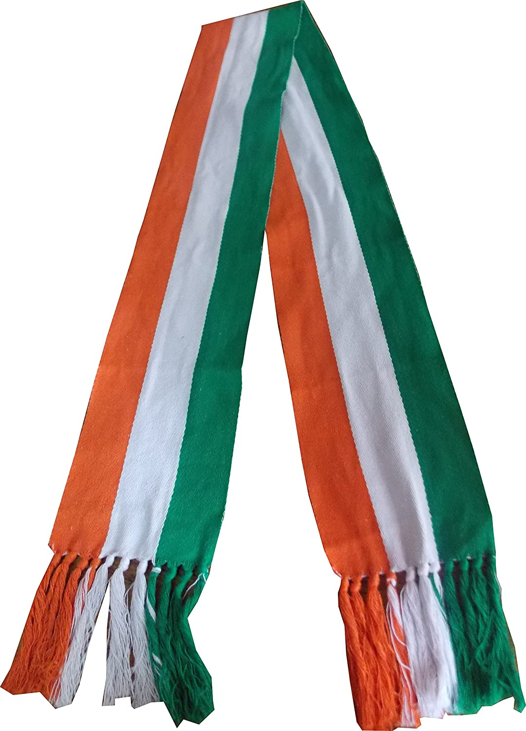 sheela ad makers indian flag colour scarf amazon in sports