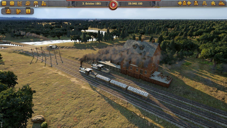 Kalypso Railway Empire, Xbox One Básico Xbox One Alemán vídeo ...