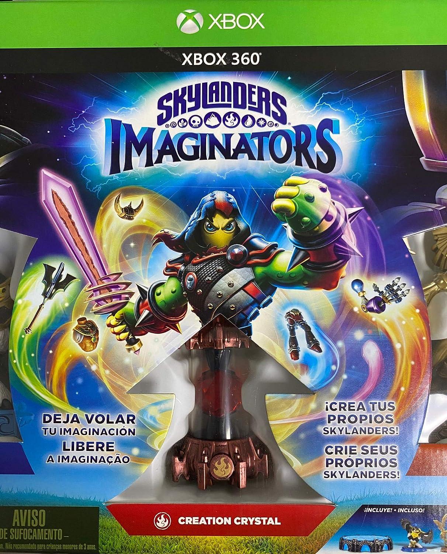 Skylanders Imaginators Starter Pack: Video Games