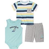 Nautica Sets (KHQ) Baby Boys' Bodysuit Shorts Set
