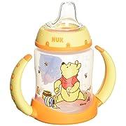 NUK Disney Learner Sippy Cup, Winnie The Pooh, 5oz 1pk