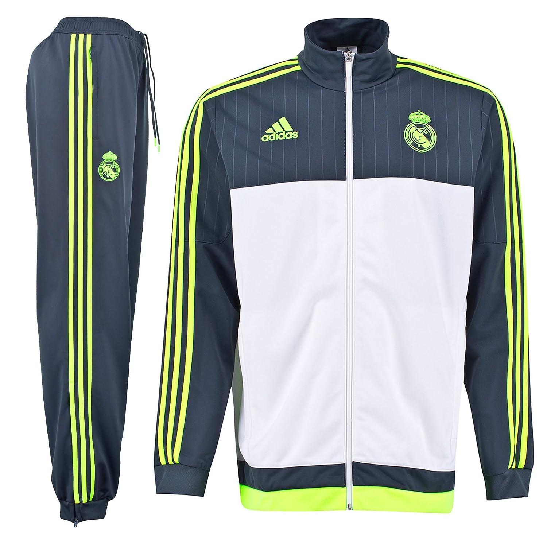 adidas Real PES Suit - Chándal de fútbol para Hombre, Talla XL ...