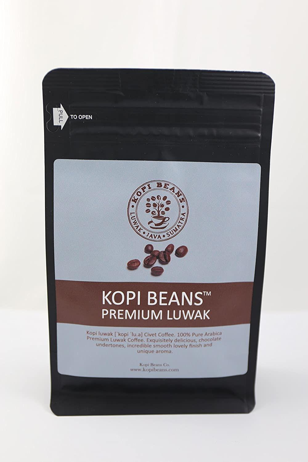 88 Kopi Luwak Packaging Premium From Indonesia Wild Lembah Cimanong 250 Gram By Amazon Coffee 100 Grams Beans Packaged In Usa Everything Else