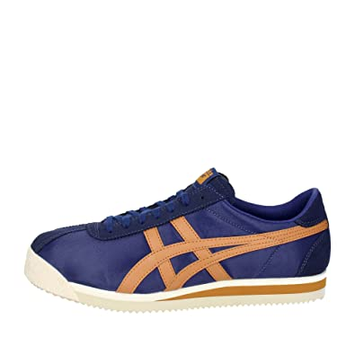 official photos 1f60f 6752a Onitsuka Tiger Corsair - Navy Peony/Honey ginger - Sneakers Man