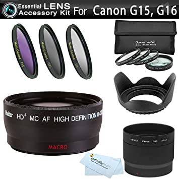 Review Essential Lens Kit For