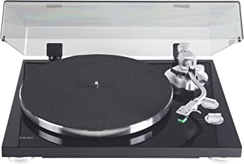 Teac TN-350-MB 2-Speed Belt-Drive Turntable with S-shaped Tone Arm