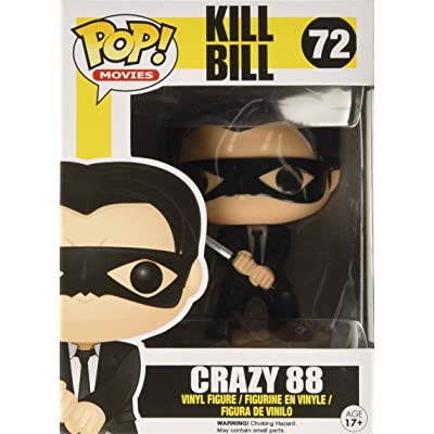 Funko POP Movies Kill Bill Crazy 88 Vinyl Figure: Funko Pop! Movies:: Toys & Games