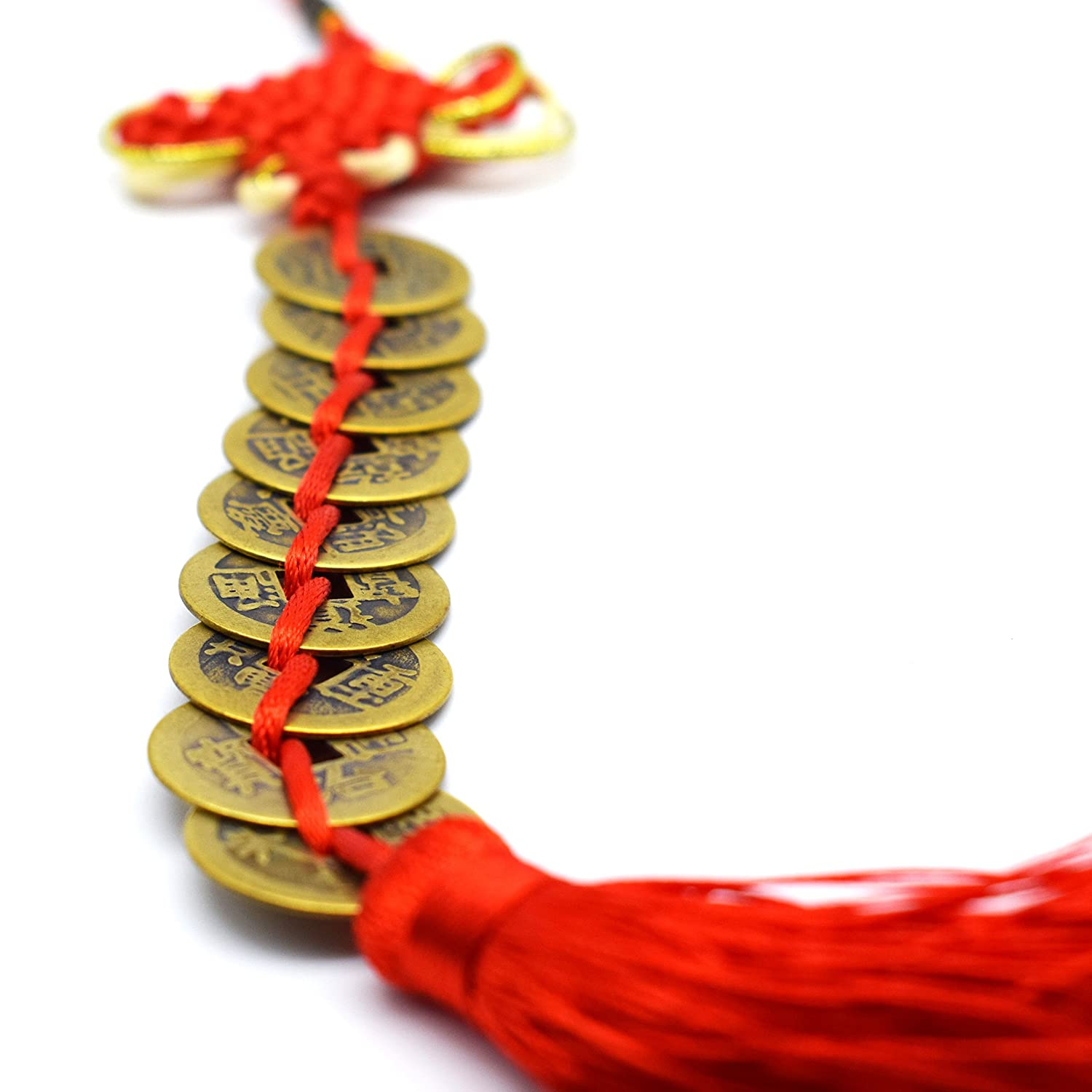 9 Coins better us Chinese Feng Shui Coins for Wealth and Success