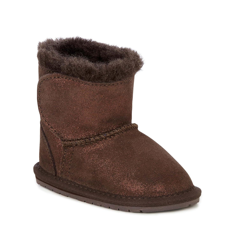 EMU Australia Kids Toddle Metallic Deluxe Wool Boots