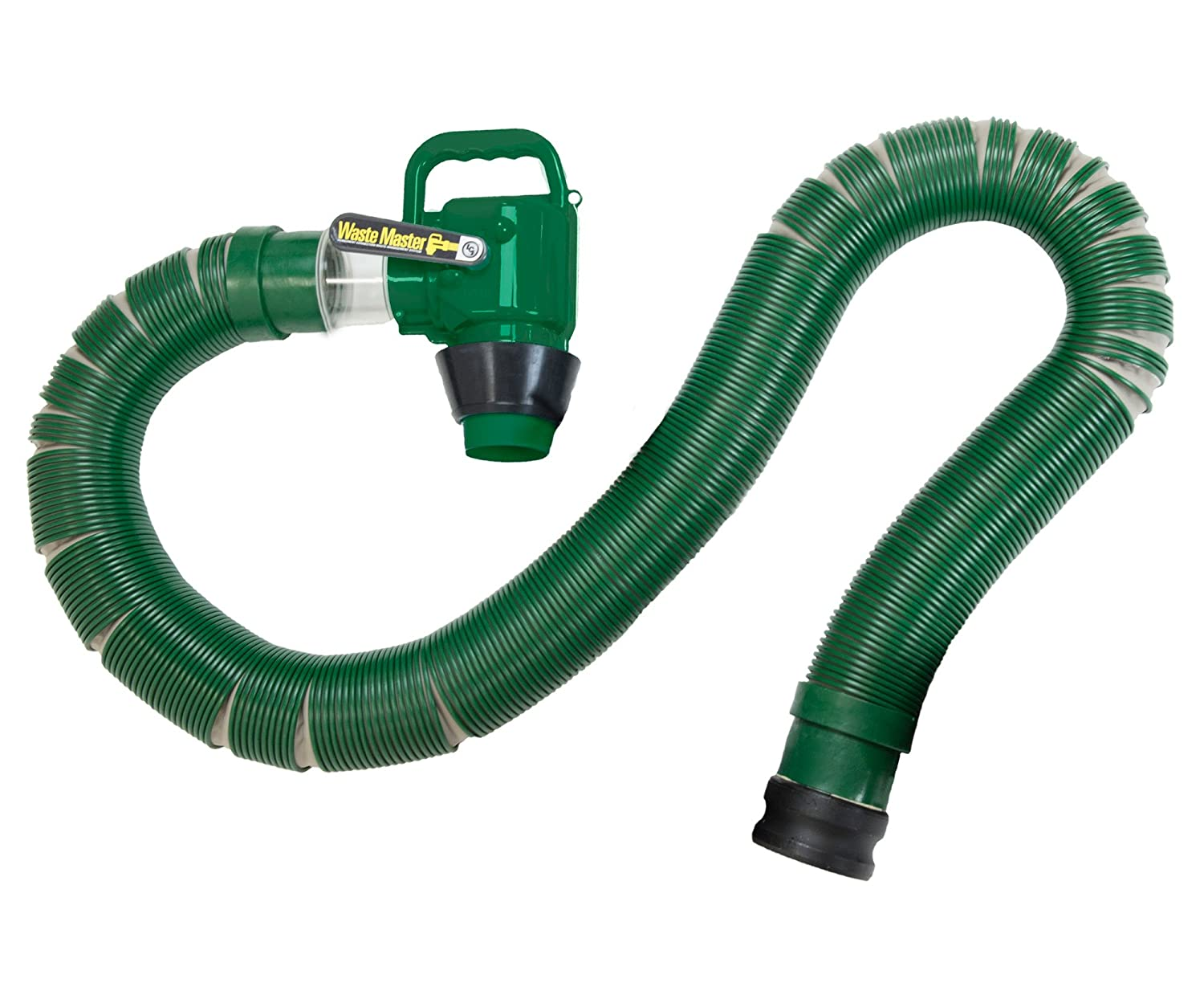 Lippert Waste Master 20' Extended RV Sewer Hose}